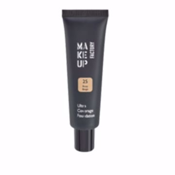 Ultra Coverage Foundation - Rosy Beige